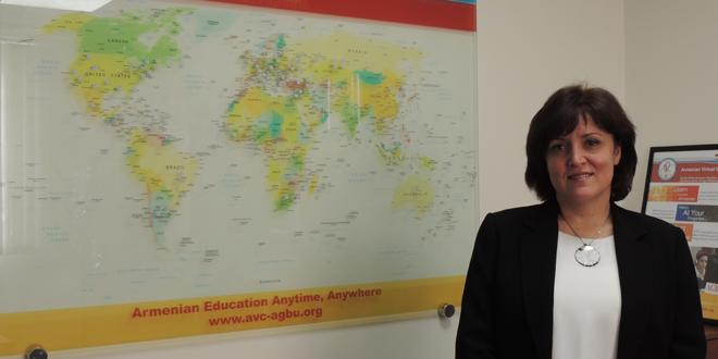2018 թվականի առաջին անակնկալ այցելությունը ՀԲԸՄ Հայկական վիրտուալ համալսարան/AGBU Armenian Virtual College
