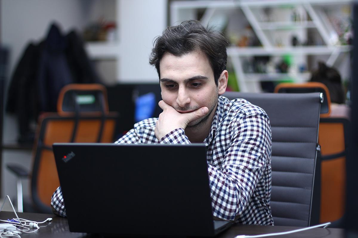 Մհեր Սարգսյան Senior Back-end Developer