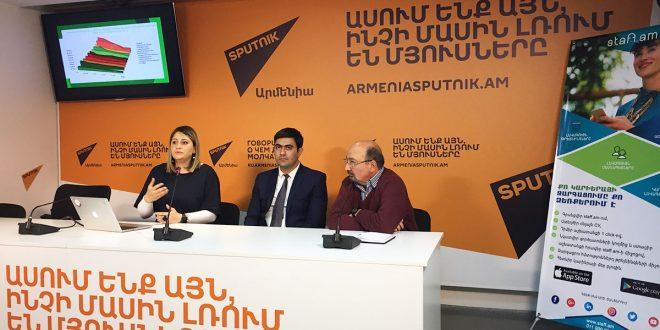 Ամփոփվեցին staff.am-ի կողմից իրականացված ՀՀ աշխատաշուկայի և աշխատավարձերի վիճակագրական վերլուծության արդյունքները