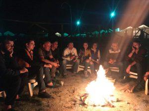 Ավանդական ամառային հանգիստ Սևանում