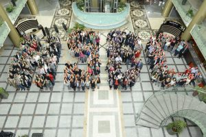 Աշխատակիցների ամենամյա հանդիպում (Townhall)