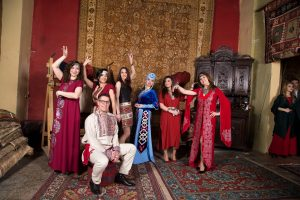 Ամանորյա թեմատիկ միջոցառում 2018՝ հայկական տարազներով
