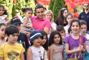 Family Fun Day միջոցառում աշխատակիցների և նրանց ընտանիքների համար
