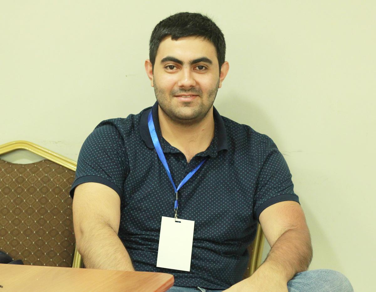 staff.am-ի համահիմնադիր Վահե Ավետիսյանը