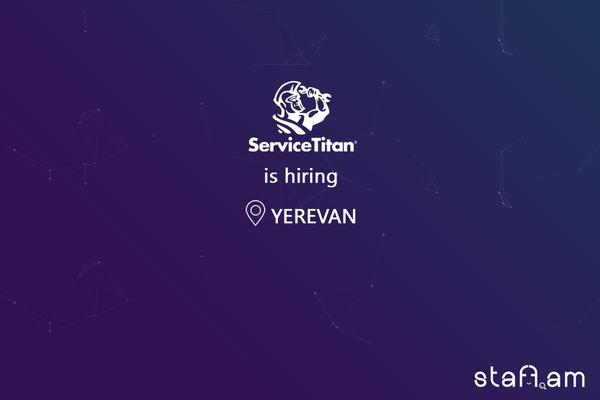 ServiceTitan_Yerevan