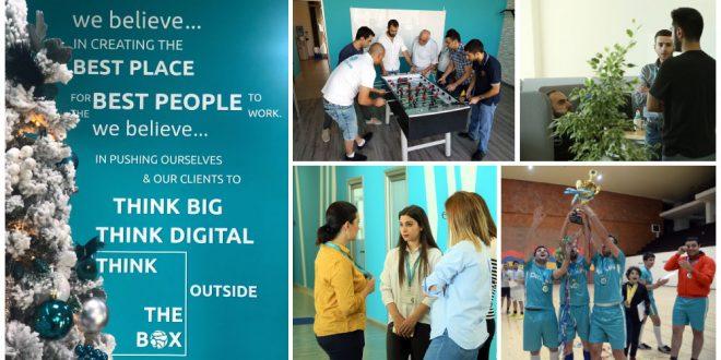 staff.am-ի անդրադարձը առցանց և իրական խաղային ոլորտում ծրագրային լուծումներ մշակող և մատուցող խոշորագույն ընկերություններից Digitain-ին