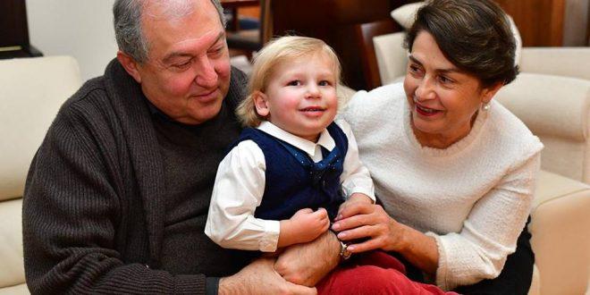 «Եթե ամեն օր որևէ նոր բան սովորես, կլինես երիտասարդ»,- ասել է ՀՀ նախագահ Արմեն Սարգսյանը