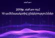2019թ․ staff.am-ում 10 ամենաակտիվ գործատուները