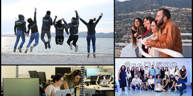 DISQO-ն մեկ տարի է, ինչ Հայաստանում է․ staff.am-ի այցը միջազգային ճանաչված ընկերություն